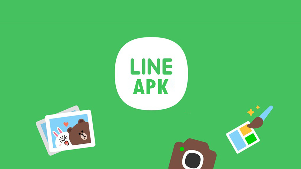 line apk features